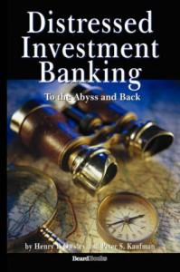 Distressed Investing (book cover)