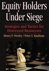 Equity Holders Under Siege book jacket