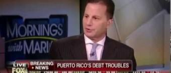 Peter Kaufman Talks Greece Default on Fox Business News with Maria Bartiromo