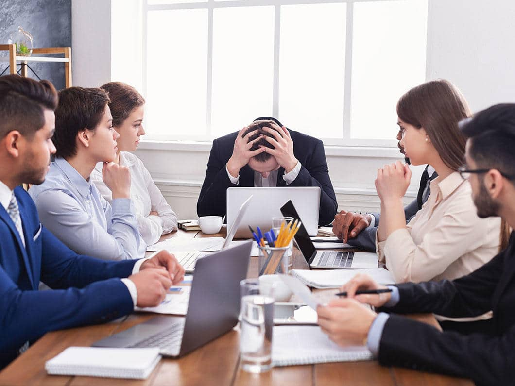 7 Signs Your Company May Be in Distress – Gordian Group