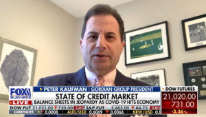 Peter Kaufman on Credit Market Bubble Bursting