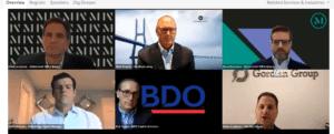 Distressed Healthcare webinar April 2020