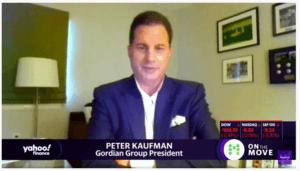 Peter Kaufman Yahoo! Finance